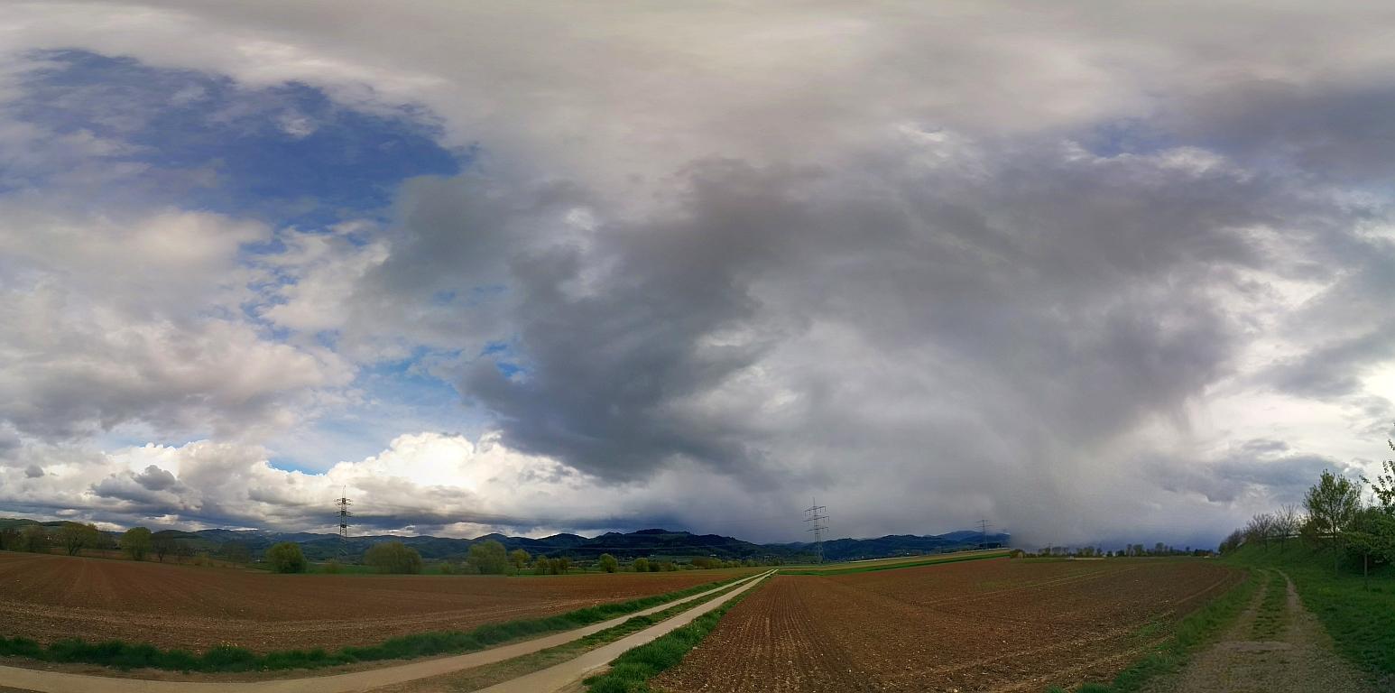 April Wetter Private Wetterstation Bad Krozingen